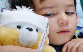 У ребенка 5 дней температура. Что делать?