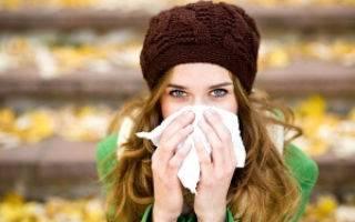 Мирамистин и лечение насморка