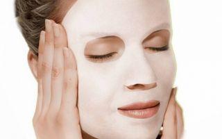 8 натуральных коллагеновых масок для лица в домашних условиях