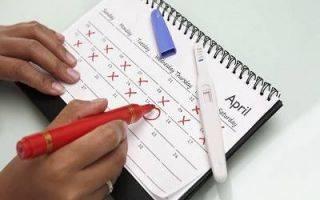 Цикл уменьшился до 23 дней. о причинах сокращения менструального цикла
