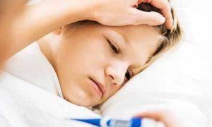 Субфебрильная температура у ребенка: что ее вызывает и как лечить причину
