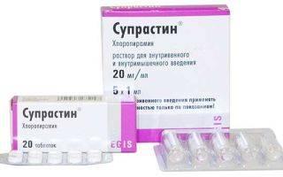 Антигистаминные препараты от аллергического насморка