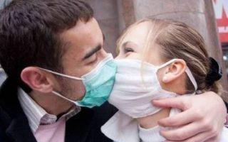 Пародонтоз передается через поцелуй