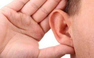 Отит без температуры: когда заложено ухо без жара и острой боли