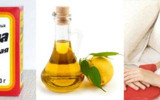 Мед, сода и масло от гайморита
