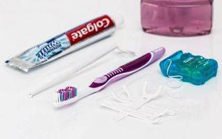 Что делать если застряла пища между зубами?