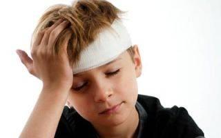 Температура при сотрясении мозга у ребенка: причины, признаки, последствия