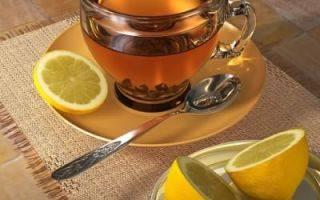 Что пить при первых признаках простуды