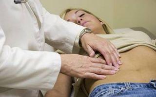 Лечение простой серозной кисты яичника