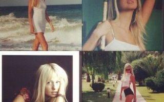 Бывшая первая красавица россии лопырева до и после пластики