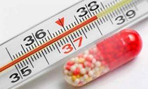 Фебрильная температура тела: что это такое?