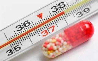 Субфебрильная температура: причины, последствия, лечение