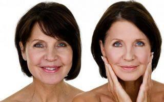 Простые правила успешного лифтинг макияжа после 50