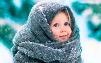 Гипотермия у детей: причины, симптомы, помощь и лечение