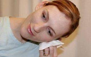 При промывании носа вода попала в ухо, что делать?