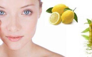 Эфирное масло лимона для лица: способы применения