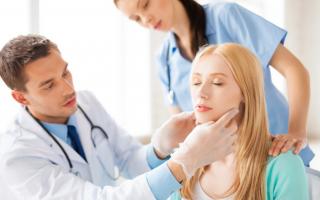Отек, опух, воспалился язычок в горле (увулит): причины, лечение