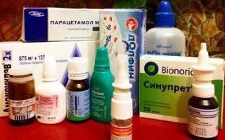 Медикаментозный ринит: симптомы у взрослых, лечение насморка в домашних условиях