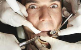 Как не бояться лечить зубы и побороть страх перед стоматологом