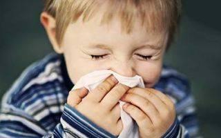 Температура при ОРВИ у детей: причины, виды и способы лечения