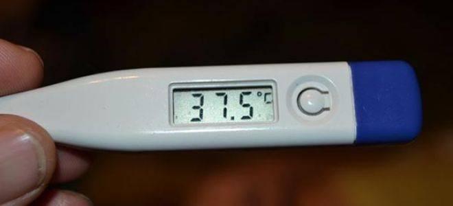 Температурный хвост: что это такое?