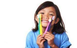 Гигиена полости рта у детей