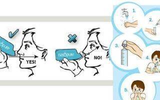 Как сделать солевой раствор для промывки носа