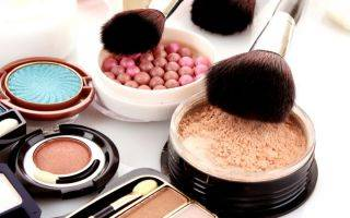 Косметика для макияжа лица: основные средства, советы по выбору