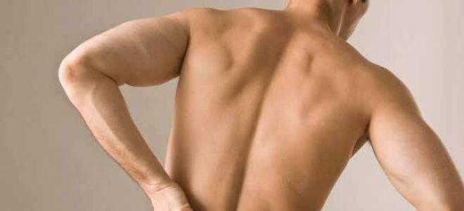 Переохлаждение спины и поясницы: что делать, чтобы встать на ноги