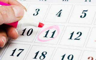 Короткий менструальный цикл 14 дней: причины сокращения, методы нормализации