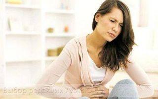 Вздутие внизу живота у женщин