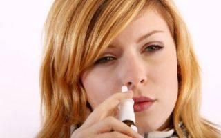 Как избавиться от привыкания к каплям в нос