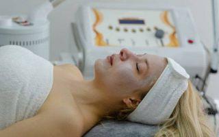Ультразвуковая чистка (пилинг) кожи лица в ЛИНЛАЙН