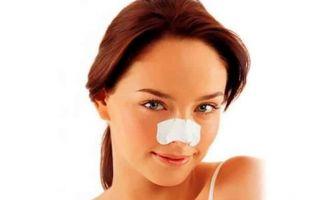 Полоски для носа от черных точек: как выбрать и как использовать? мягкое удаление черных точек