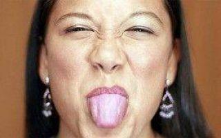 Язык- зеркало здоровья. определить здоровье по языку