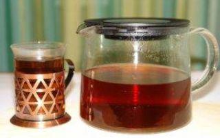 Монастырский чай отца георгия