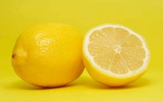 Эфирное масло лимона для волос