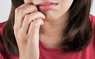 Болячка на губе: причины появления, лечение и профилактика