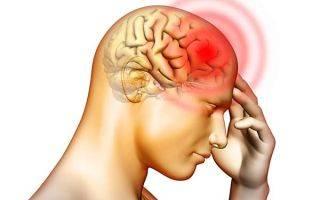 Почему повышается температура при менингите