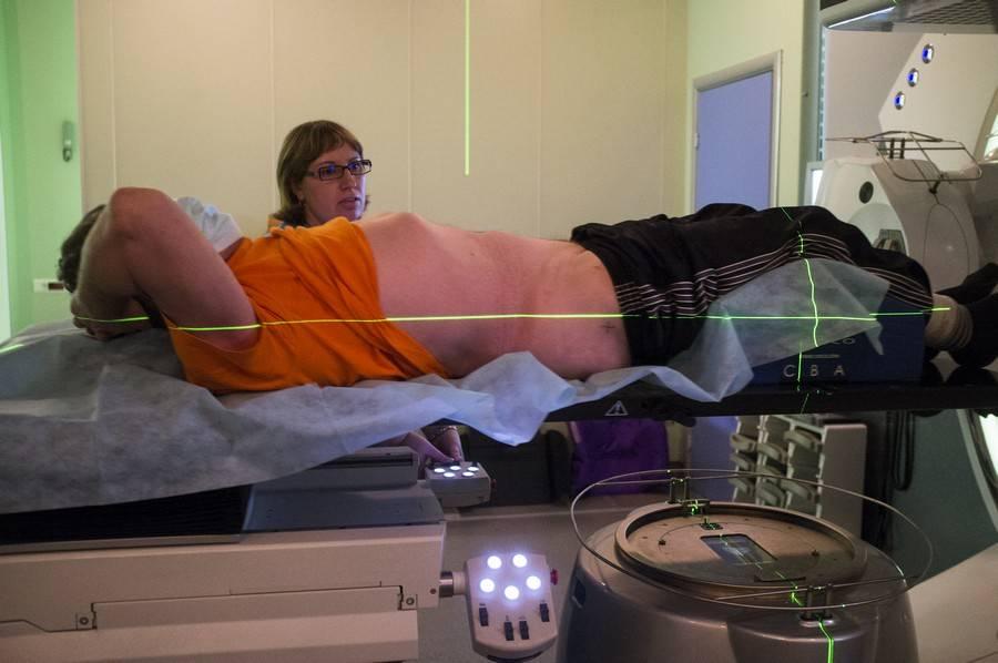 Сколько курсов лучевой терапии назначают при раке молочной железы