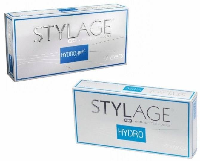 Stylage – препарат нового поколения для омоложения лица и тела