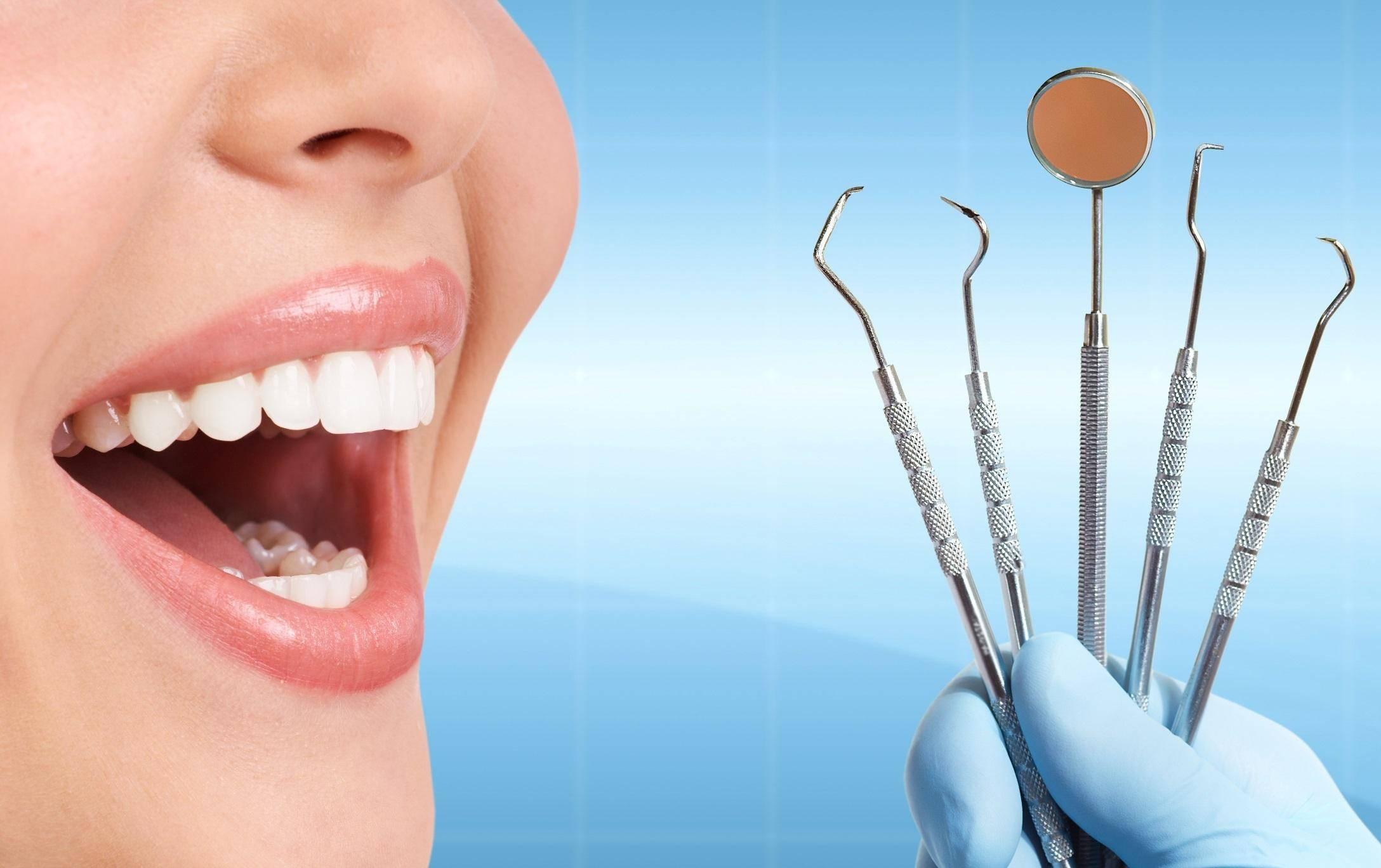 Ультразвук в стоматологии противопоказания