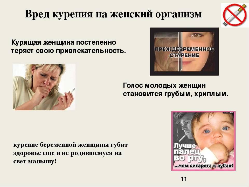 Последствия, влияние и вред курения на организм и здоровье | никоретте