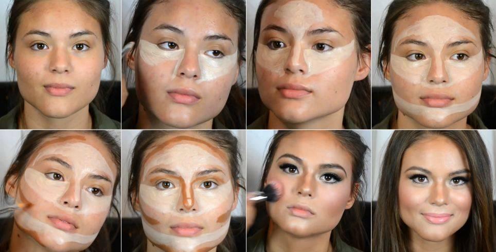 Правила и лайфхаки: как правильно наносить пудру на лицо