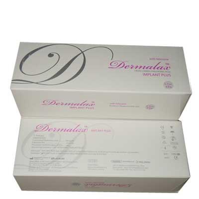 Филлеры dermalax (дермалакс): отзывы, использование для увеличения губ, омоложения, коррекции носогубок, дип, deep plus, implant