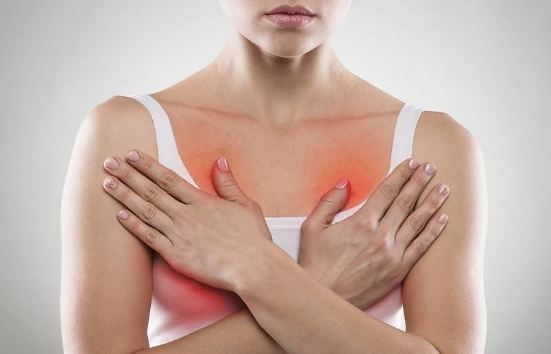 Симптомы, причины, возможные заболевания, лечение и профилактика при жжении в сосках