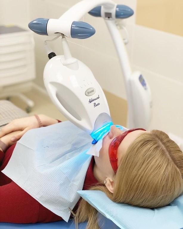 Эффективность и быстрый результат! отбеливание зубов zoom 4, 3, 2 и 1