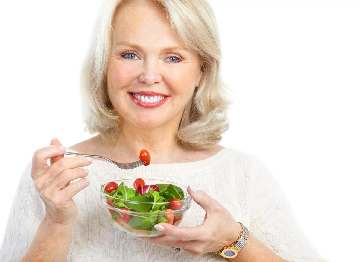 Советы врачей о том, как похудеть после 50 лет женщине при климаксе