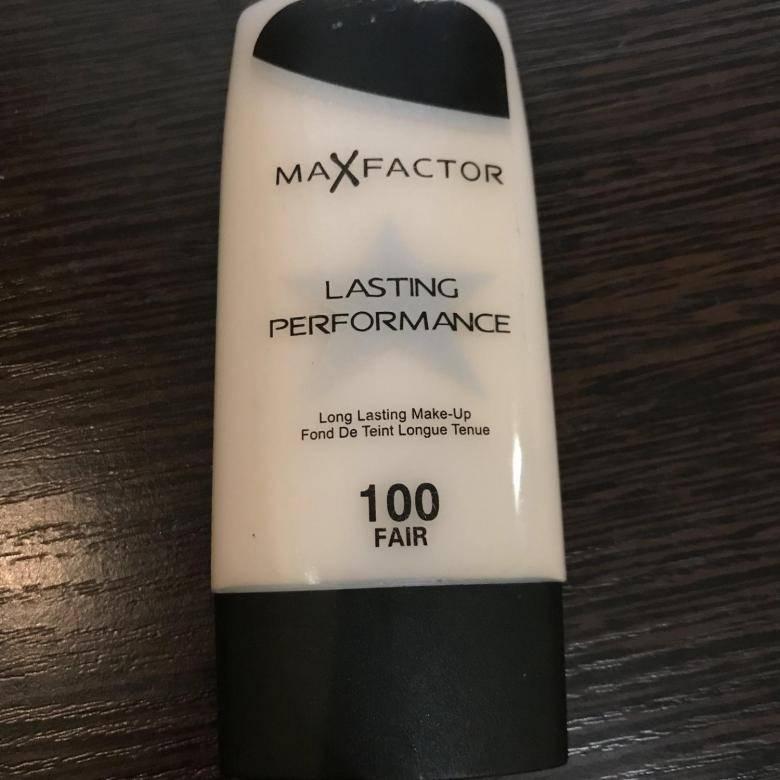 Max factor lasting performance (макс фактор ластинг перфоманс) – отзывы о тональном креме