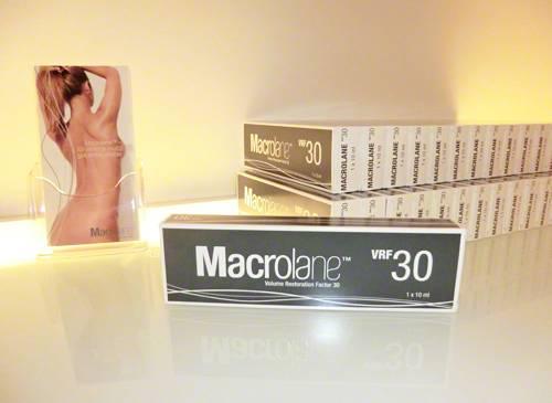 Макролайн – филлер для инъекционной пластики тела